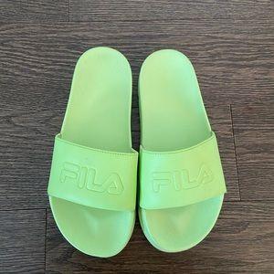 Fila Drifter Slides